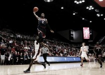 #18 Arizona WIldcats handle Stanford Cardinal easily in blowout victory on the road