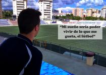 Entrevista. Miguel Sánchez: ''Sería un honor poder defender al equipo de mi ciudad''