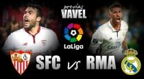 Previa Sevilla FC - Real Madrid: que gane el fútbol