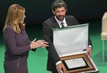 Alberto Rodríguez es nombrado Hijo Predilecto de Andalucía 2015