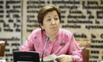 Dimite Pilar Farjas, la 'número dos' de Ana Mato cuando era ministra