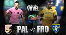 Palermo - Frosinone: el primer duelo entre ambos, ¿el último partido de Ballardini?