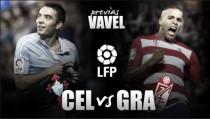 RC Celta de Vigo - Granada CF: la necesidad contra la gloria