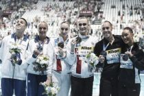 Kazan 2015, Nuoto sincronizzato: Minisini-Perrupato di bronzo