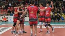 Volley - Perugia, in rimonta, vince al tie-break