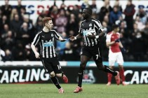 Moussa Sissoko wants Newcastle exit