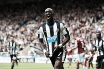 AC Milan target Newcastle United midfielder Moussa Sissoko