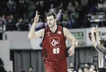 El informe: Stevan Jelovac, recursos anotadores en el juego interior del CAI Zaragoza