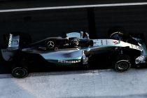 Test Barcellona 2, giorno 2: Rosberg al comando, Vettel quarto