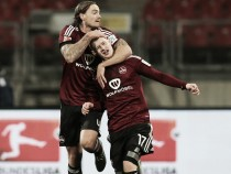 1. FC Nürnberg 2-1 Eintracht Braunschweig: Late strike hands der Club all three points