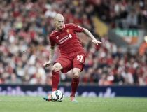 Liverpool's Martin Skrtel admits his individual form is down to added competition for central defence