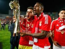SL Benfica, campeón de la 'Taça da Liga'