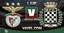 Benfica vs Boavista en vivo y en directo online