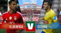 Benfica vs Estoril, Liga NOSen vivo y en directo online (6-0)