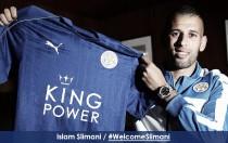 Slimani, traspaso récord del Leicester