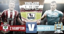 Southampton v Manchester City Live Stream Score Commentary in Premier League 2016