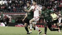 Resultado San Martín de San Juan 1-1 River Plate por Copa BBVA Francés