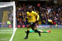 Stefano Okaka left frustrated with Watford's defending