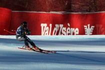 Sci Alpino, Val d'Isere - Combinata femminile: Ross in testa dopo la discesa, bene le azzurre