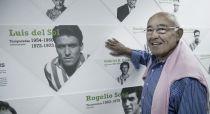 Homenaje a Luis del Sol en el 60 aniversario de su debut