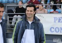 El Real Madrid le da oficialidad a Solari como técnico del Castilla