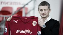 Ole Gunnar Solkjær joins Cardiff as manager