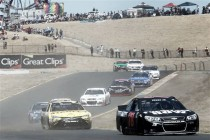 NASCAR Sprint Cup: Toyota/Save Mart 350 at Sonoma Raceway weekend schedule and notebook