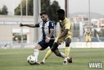 Carles Soria se perderá el primer partido del año