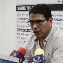 """Alfonso Sosa: """"Me deja tranquilo el funcionamiento del equipo"""""""