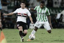 São Paulo recebe Atlético Nacional no Morumbi por vaga na final da Copa Sul-Americana