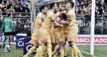 Serie B: il Frosinone sbanca Ferrara, pari Hellas. Tutto riaperto in zona retrocessione
