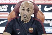 """Roma, Spalletti: """"Siamo più forti dell' Astra Giurgiu, ma dobbiamo dimostrarlo"""""""