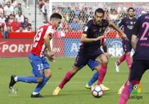 """Abelardo: """"A pesar del resultado, el equipo ha competido"""""""