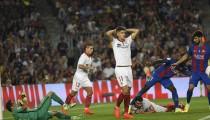 FC Barcelona - Sevilla FC: puntuaciones del Sevilla en la vuelta de la Supercopa de España
