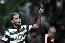 El José Alvalade vive su primera gran noche europea