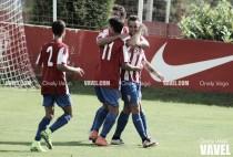 Fotos e imágenes del Sporting B 2-0 SD Lenense, Tercera División Grupo II