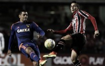 Sport e São Paulo se enfrentam em luta direta contra rebaixamento