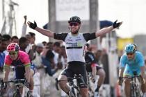 Cavendish se alía con el viento