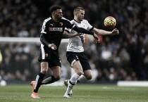 Flores praises superior Spurs