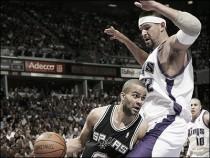 Los Spurs sufren pero solventan la papeleta ante los Kings