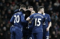Stoke City 0-3 Everton: Blues battle weather to win second game on the trot