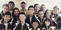 Colombia, campeón juvenil suramericano de Squash