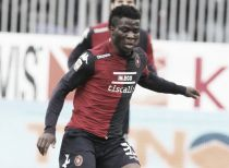 Juve lead the pack for Donsah signature