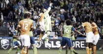 Seattle Sounders, Houston Dynamo play out a 0-0 draw