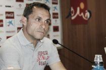 """Sergi Barjuan: """"El fútbol ha sido muy injusto con nosotros"""""""