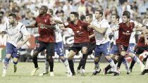 Osasuna - Real Zaragoza: duelo de gladiadores