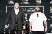 Mark Hunt entra com ação judicial contra UFC e Brock Lesnar