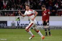 VfB Stuttgart 3-1 1. FC Nürnberg: Die Roten keep the pace with leaders Braunschweig