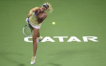 Maria Sharapova Withdraws From Qatar Total Open With Forearm Injury
