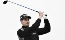 The Open: Stenson leads European charge with sparkling 65 as Big Four suffer at hands of wind-swept Troon